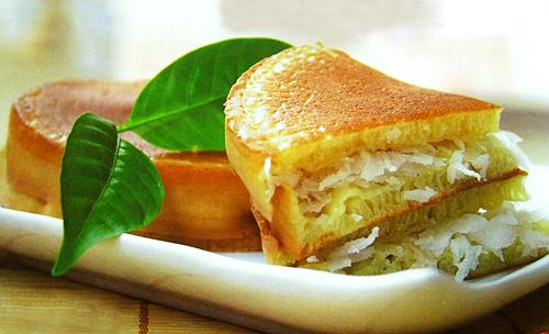 120906mbtdua04 313061 Biến tấu với dừa trong ẩm thực của người Nam Bộ