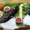 Cá lóc nướng chui