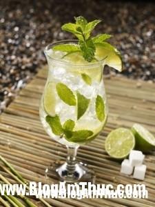 The Sake Mojito 225x300 Cocktail Mojito mát lạnh của đất nước Cuba
