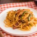 Cuối tuần đổi món với mỳ Ý xào xúc xích 20