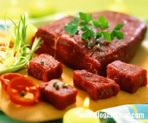 1355204193 thit bo Để chế biến thịt không bị dai