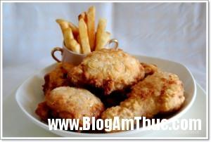 """291 300x202 Cách làm gà rán """"ngon hơn của KFC"""""""