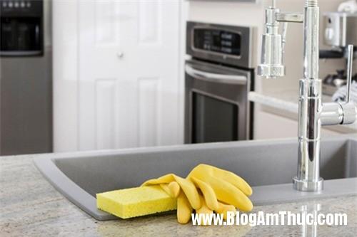 5biquyetdecomotcanbepbongbay ae9b4  Để có một phòng bếp sạch bóng bẩy