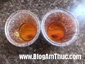 banhbonglanflantraxanh c2a5f 300x225 Công thức làm bánh bông lan   flan trà xanh