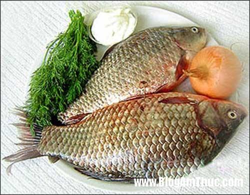 ca chep Mẹo khử mùi tanh của cá khi chế biến