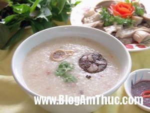 chao long 300x225 Địa điểm ăn cháo ngon ở Sài Gòn