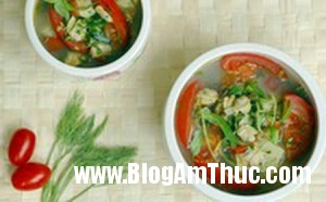 mon quen an ngon canh ngao nau dua 11 300x186 Canh ngao nấu dứa ( thơm )