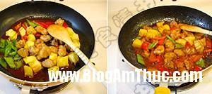 phuongntt201155233531246 51 Thịt chiên sốt dứa