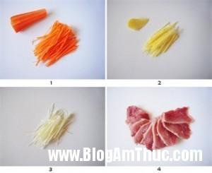 thitheochiengionxotchuangottuyetngon 5ebf61 300x245 Cách làm món thịt heo chiên giòn xốt chua ngọt