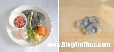 trung cuon tom dep mat ngon mieng nhu sushi2 0 Trứng cuộn tôm