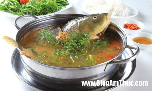 1355646193 lau rieu ca chep Riêu cá chép thơm ngon dễ thực hiện