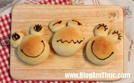 157 Những chiếc bánh mì mang hình ếch ộp cho bé yêu
