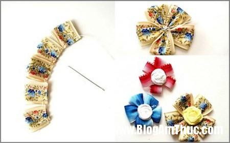483 Khéo tay trang trí hoa cho đôi sandal
