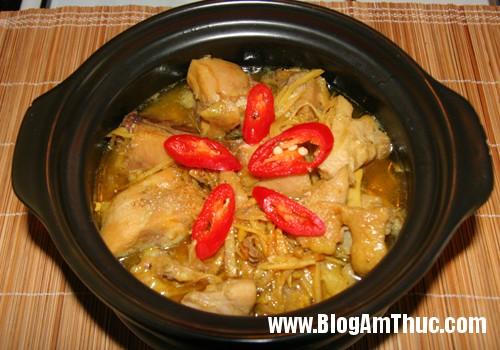 Mang thai thai nhi theo tuan tu van suc khoe suc khoe me 002 Chế biến gà kho gừng hấp dẫn cho bữa cơm thêm ngon