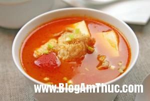 canh ca dau phu 300x203 Cách làm món canh cá đậu phụ