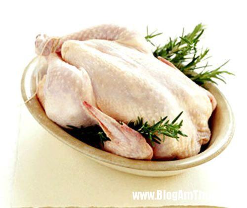 ga1 Bí quyết chế biến thịt gà