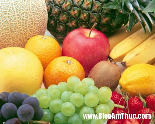 hoa quả giúp giảm béo tapchigiamcan Ăn hoa quả đúng cách