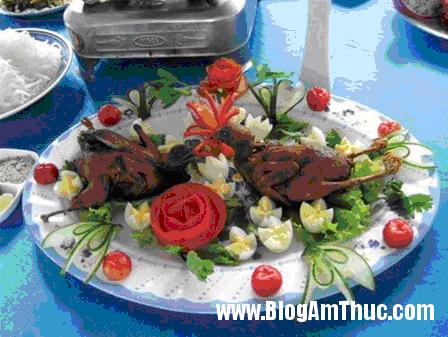 hoc nau an trinh bay mon an Cách trình bày món ăn đẹp mắt