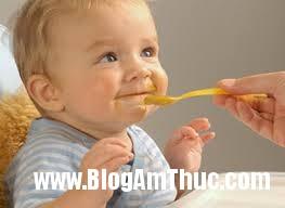 mon ngon cho be khong bi mat chat Cách chế biến các món ăn cho bé không bị mất chất