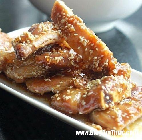thịt ram mật ong giúp tăng cân 6 Ngon cơm với Thịt rim mật ong