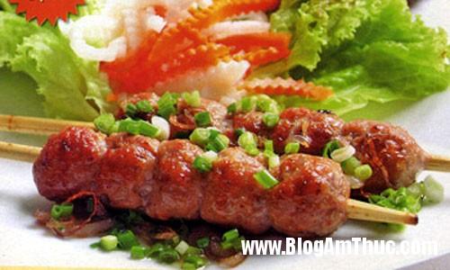 thit nuong Bí quyết để có món thịt nướng thơm ngon