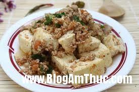 thit sot dau Món thịt sốt đậu