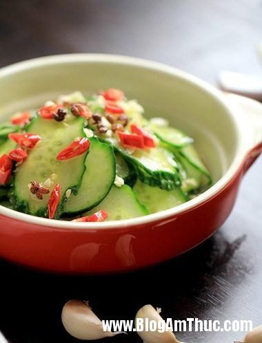1143 Cách làm salad dưa chuột