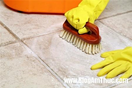 76 Những sai lầm thường gặp khi vệ sinh nhà cửa