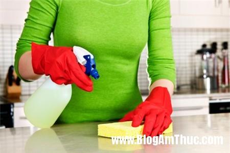 77 Những sai lầm thường gặp khi vệ sinh nhà cửa