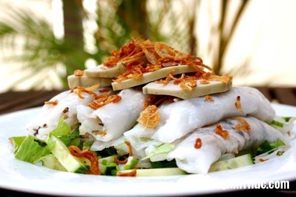 Lam banh cuon nong cho bua sang ngon mieng 3 Làm bánh cuốn nóng thơm lừng nóng hổi