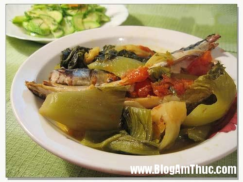 Mon ca kho dua ngon com ngay lanh 1 Cách nấu món cá kho dưa thơm ngon