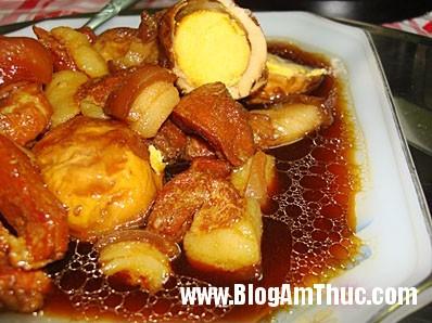 Nau mon thit kho trung thom ngon 31 Cách nấu món thịt kho trứng