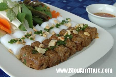 bo nuong chanh JPG 6572 1401698748 Hấp dẫn với 2 món bò nướng