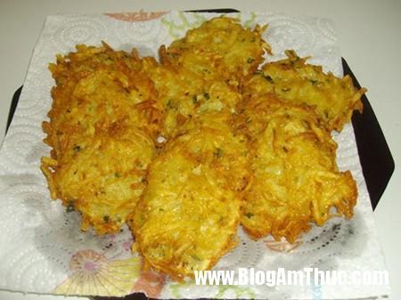 cha khoai tay 79822 Cách làm chả khoai tây thơm ngon