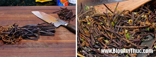 com tron han quoc10 Đổi khẩu vị với cơm trộn chay kiểu Hàn