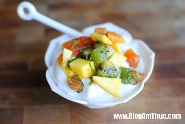 dep da ngon mieng voi mon salad trai cay 1 Cách làm salad trái cây giải nhiệt mùa hè