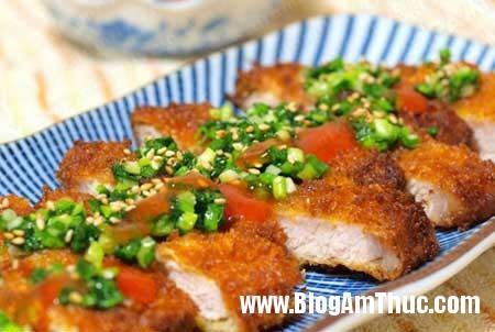 images659779 thitchien 59e6e Cách làm thịt heo chiên giòn tẩm hành mỡ