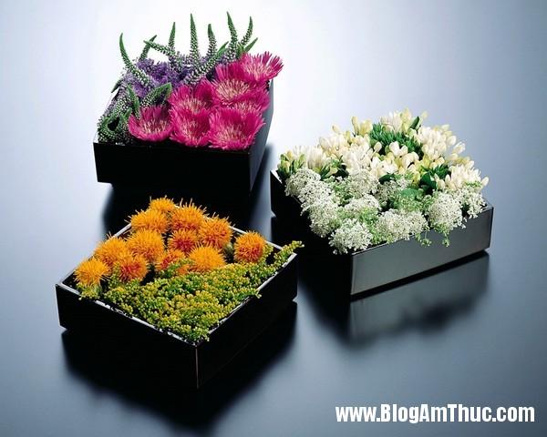 trang tri nha voi 3 cach cam hoa de ban day an tuong 1 3 Cách cắm hoa ấn tượng dùng trang trí cho ngôi nhà