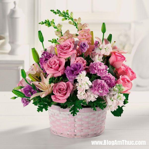 trang tri nha voi 3 cach cam hoa de ban day an tuong 3 3 Cách cắm hoa ấn tượng dùng trang trí cho ngôi nhà