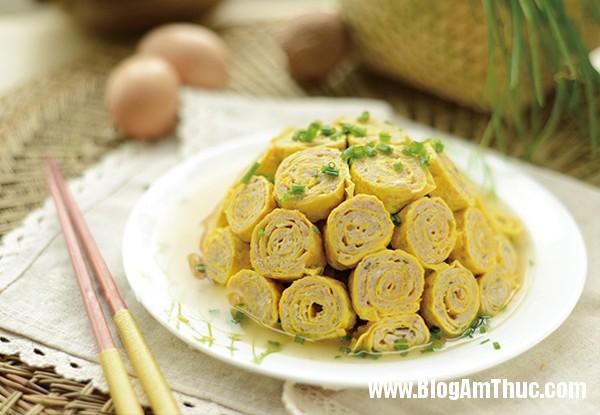 trung cuon thit thom ngon kho cuong 1 Món trứng cuộn thịt