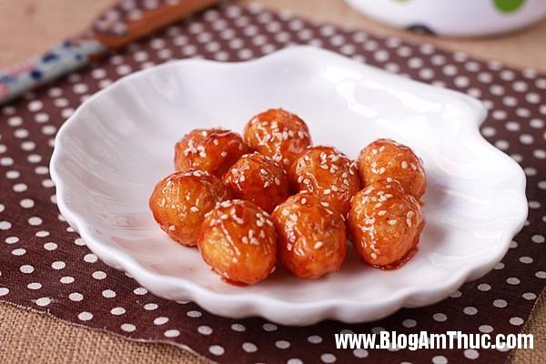 trung cut sot chua ngot thom ngon kho cuong 1 Món trứng cút sốt chua ngọt