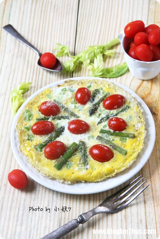 trung ran ngo ngot thom ngon hap dan 1 Cách làm món trứng rán ngô ngọt