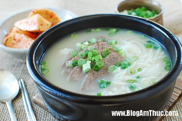 10 mon ngon kho cuong cua xu kim chi2 Những món ăn mê mẩn của Hàn Quốc