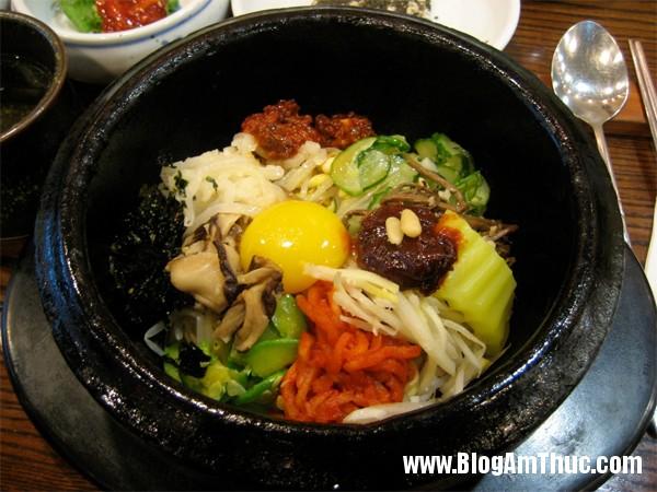 10 mon ngon kho cuong cua xu kim chi9 Những món ăn mê mẩn của Hàn Quốc
