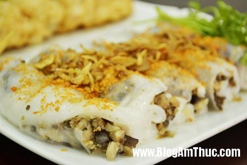 1398391627banhcuonchamucdocdaoosaigon4 Những quán bánh cuốn ngon nổi tiếng ở Sài Gòn