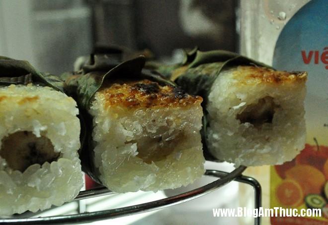 1chechuoinuong Địa chỉ ăn bánh căn, xôi chuối nướng ngon mà rẻ ở Hà Nội
