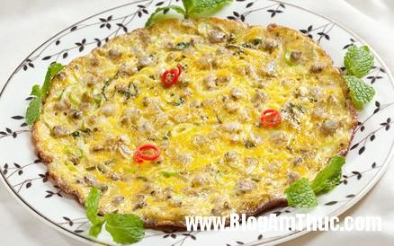 201206140520030000005 hen chien trung 11 Công thức làm món hến chiên trứng