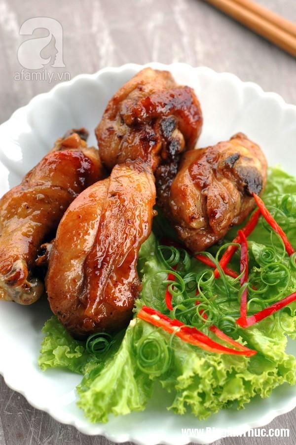 5adebe457f2411fef6be77892396e2aa Ngon cơm với cánh gà chiên nước mắm