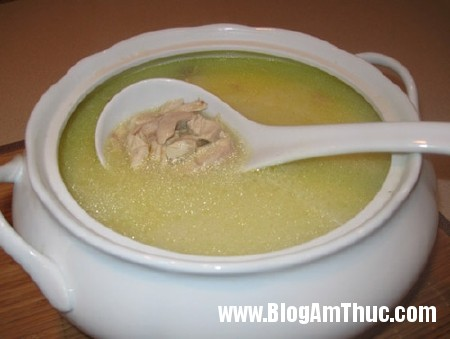 5monantotchobekhiom1 Những món ăn thích hợp khi bé bị ốm