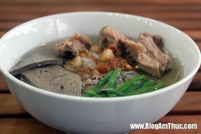 Hu tieu suon Ghé 4 quán hủ tiếu ngon mà lạ ở Sài Gòn